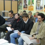 Elections des JD 33