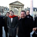 F.Bayrou à Bordeaux